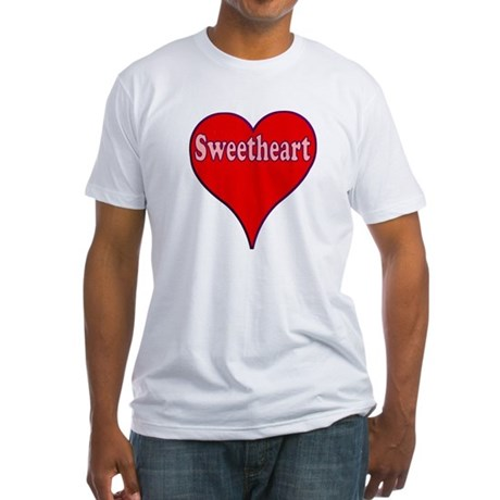 Sweetheart Fitted T-Shirt