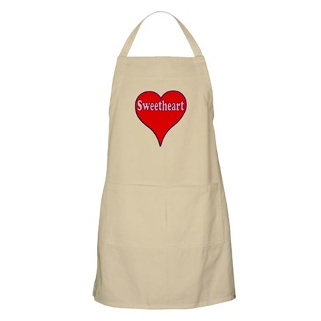 Sweetheart BBQ Apron