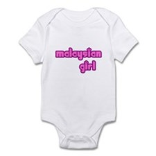 Malaysian Girl Cute Infant Bodysuit