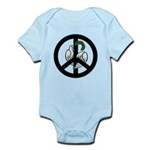 Peace & Doves Infant Bodysuit