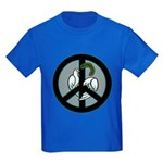 Peace & Doves Kids Dark T-Shirt