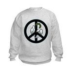 Peace & Doves Kids Sweatshirt