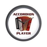 ACCORDION Wall Clock