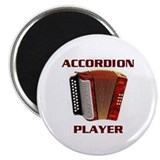 "ACCORDION 2.25"" Magnet (10 pack)"