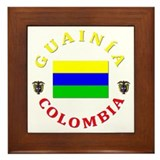 Guainia Framed Tile