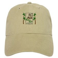 Bali Hai at the Beach Baseball Cap