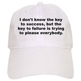 Funny Cosby quotation Baseball Cap