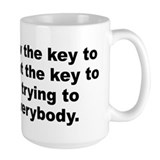 Cosby quotation Mug