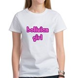 Bolivian Girl Cute Tee