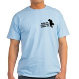 Ride it like you stole it! Horse racing T-Shirt