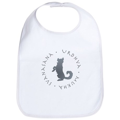 Upward Facing Dog Bib