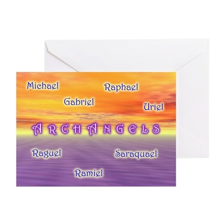 Archangels - Greeting Cards (Pk of 10)