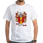 Colman Coat of Arms White T-Shirt
