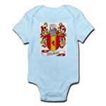 Colman Coat of Arms Infant Creeper