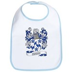 Cooke Coat of Arms Bib