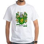 Coolidge Coat of Arms White T-Shirt