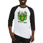 Coolidge Coat of Arms Baseball Jersey