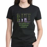 Go For A Hike Women's Dark T-Shirt