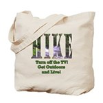 Go For A Hike Tote Bag
