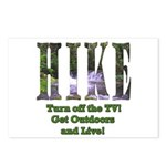 Go For A Hike Postcards (Package of 8)