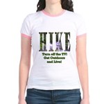 Go For A Hike Jr. Ringer T-Shirt