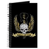 Head Banger Skull Journal