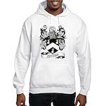Cotton Coat of Arms Hooded Sweatshirt