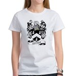 Cotton Coat of Arms Women's T-Shirt