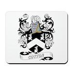 Cotton Coat of Arms Mousepad