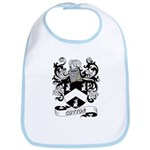 Cotton Coat of Arms Bib