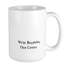 1890 Regaining Our Census Mug