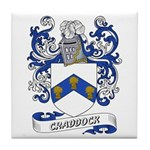 Craddock Coat of Arms Tile Coaster