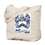 Craddock Coat of Arms Tote Bag