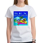 Sex On The Water Women's T-Shirt