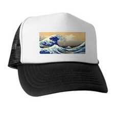 Great Wave Trucker Hat