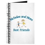 Nicholas & Mom - Best Friends Journal