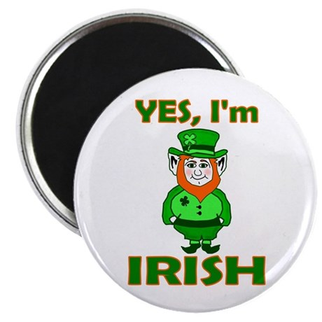 Yes I'm Irish Magnet