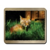 PhotoArt Red Fox Mousepad