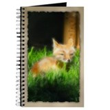 PhotoArt Red Fox Journal