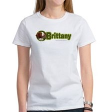 Brittany Breed Tee