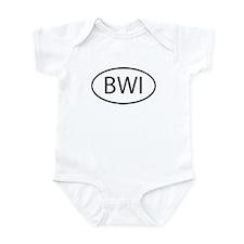 BWI Infant Bodysuit