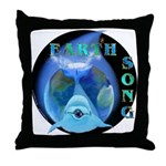 Earth Song Environmental Conservation Pillow