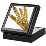 Golden Wheat Environmental Conservation Tile Box