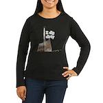 I dig dirty Women's Long Sleeve Dark T-Shirt
