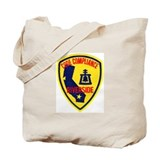 Riverside Code Enforcement Tote Bag