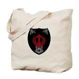 Khalsa League Tote Bag