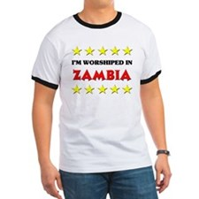 I'm Worshiped In Zambia T