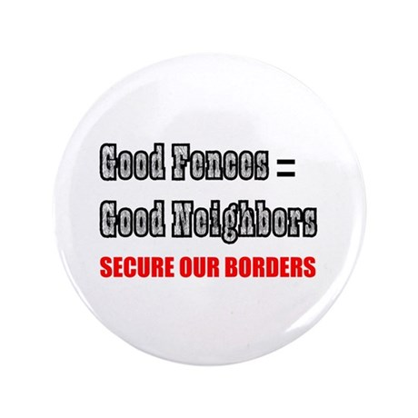 "Anti Illegal Immigration 3.5"" Button"