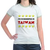 I'm Worshiped In Taiwan T