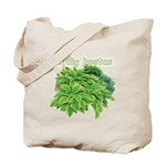 I dig hostas Tote Bag